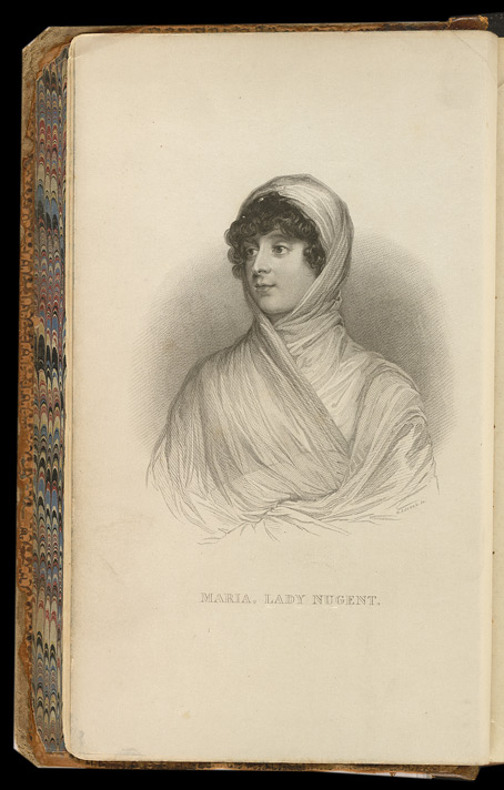 Portrait of Maria, Lady Nugent